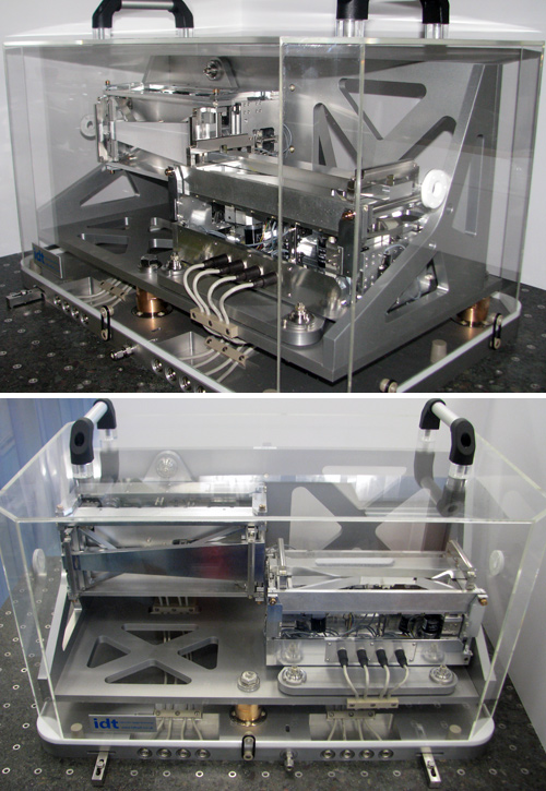 Enclosures for Scientific Equipment