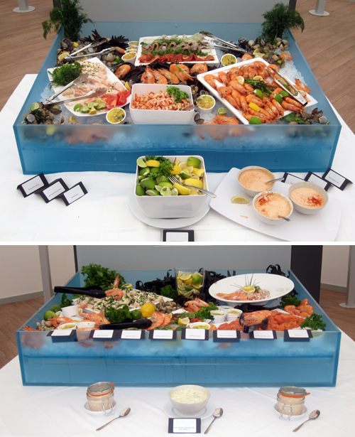Silverstone Seafood Display Counters