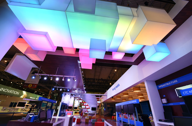 Exhibition Stand Lighting Uk : Perspex fabrication and acrylic exhibition