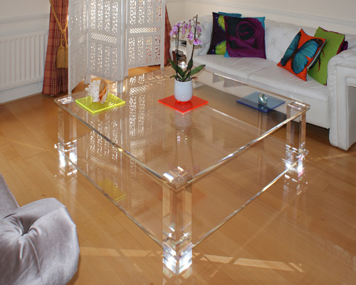 Perspex Fabrication And Acrylic Furniture