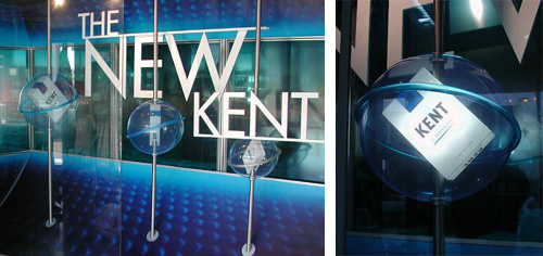 Kent Window Display