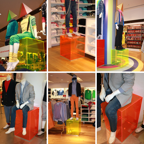 UNIQLO - Flagship Store, Oxford Street, London